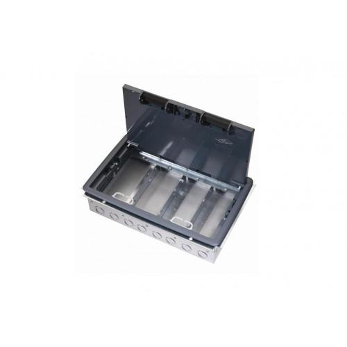 CMW Ltd  | 4 Compartment Access Floor Box