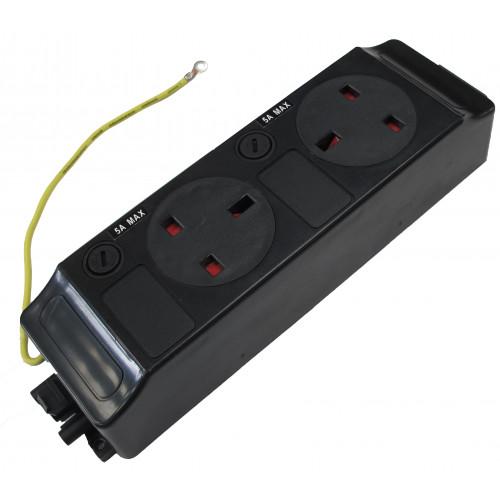 2 way modular power unit (Each)