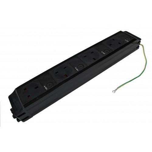 4 way modular power unit (Each)