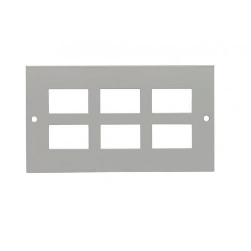 CMW Ltd  | 6 Way LJ6C Data Plate