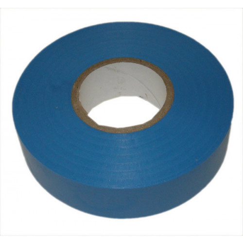 Blue 19mm Wide x 33m PVC Insulating Tape (Each)