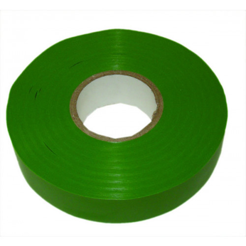Green 19mm Wide x 33m PVC Insulating Tape (Each)
