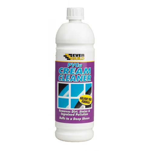 CMW Ltd    PVCu Cream Cleaner ( 1 litre tub )