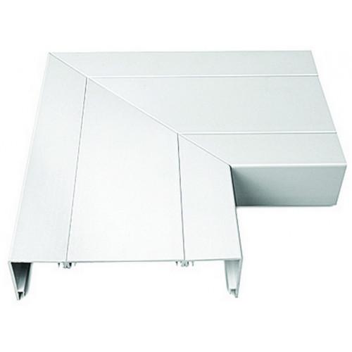 Univolt Starline 3 Compartment Square Flat Angle (Each)