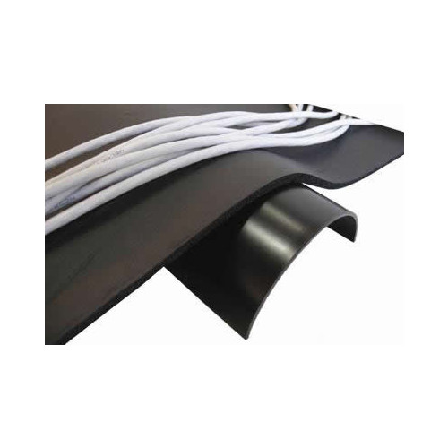 CMW Ltd    Black Half Round Cable Bridge (2m lgth)