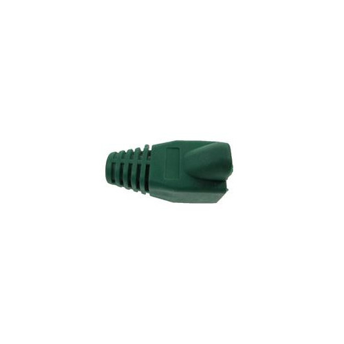 RJ45 Boots (Bag / 50) Green (Pack of 50)