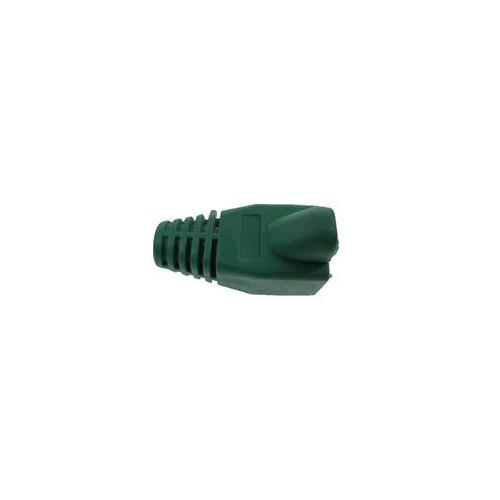 CMW Ltd  | RJ45 Boots (Bag / 50) Green (Pack of 50)