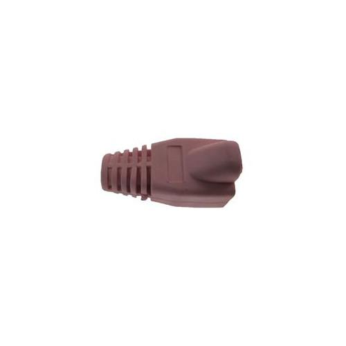 CMW Ltd  | Pink RJ45 Snagless Boots Bag 50 (Pack of 50)