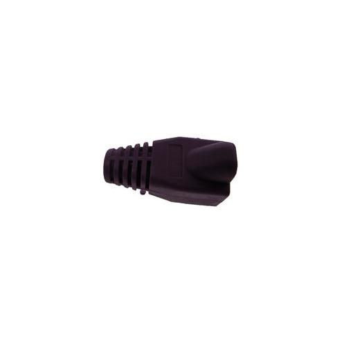 CMW Ltd  | Violet RJ45 Snagless Boots Bag 50 (Pack of 50)