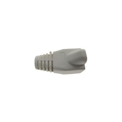 RJ45 Boots (Bag / 50) White (Pack of 50)