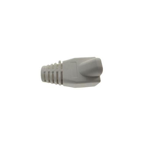 CMW Ltd  | RJ45 Boots (Bag / 50) White (Pack of 50)