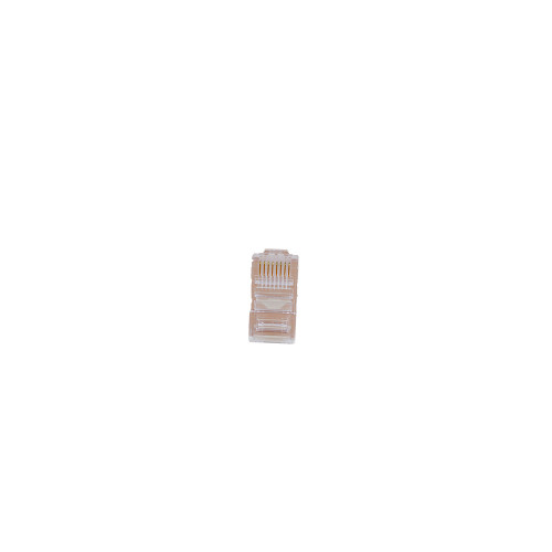 RJ45 Crimp Plugs for Patch UTP Cable Pack 20 (Bag / 20)