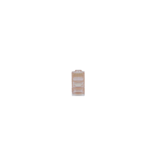 Cat5e RJ45 Solid Cable Plugs UTP Cable  (bag/100)