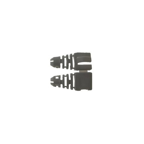 CMW Ltd  | Retro-fit RJ45 Boots (Bag / 50) Grey (Pack of 50)