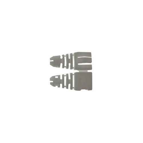 CMW Ltd    Retro-fit RJ45 Boots (Bag / 50) White (Pack of 50)