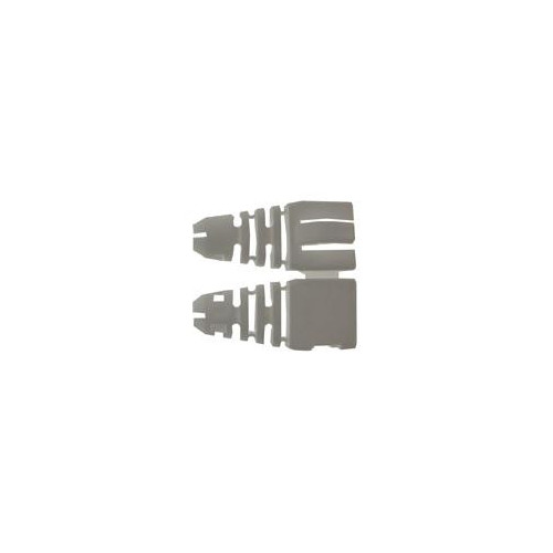 CMW Ltd  | Retro-fit RJ45 Boots (Bag / 50) White (Pack of 50)