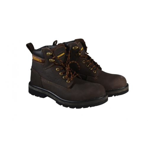 Brown Tornado Boots  Size 9 (per/pair)
