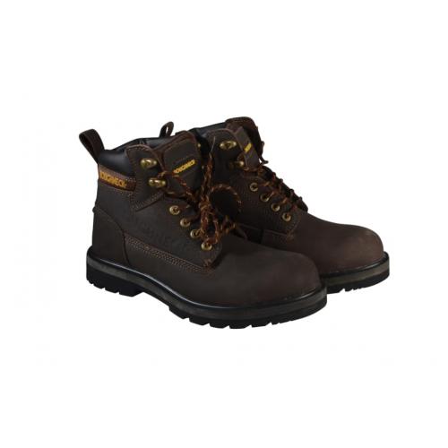 Roughneck 95-953   Brown Tornado Boots  Size 9 (per/pair)