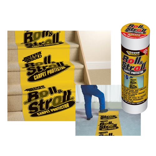 CMW Ltd  | Roll and Stroll Carpet Protector