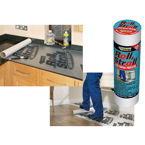 CMW Ltd  | Roll and Stroll Hard Surface Protector