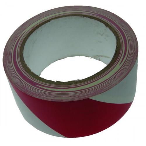 CMW Ltd  | Red / White Warning Tape