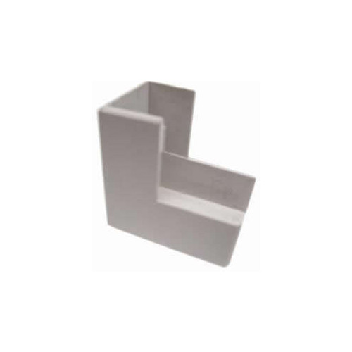 Univolt 60mm x 40mm PVC Mini Trunking External Angle (Each)
