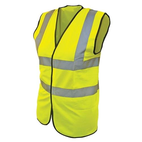 Medium Hi-Vis Waistcoat (Each)