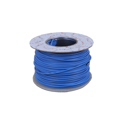 2.5mm 6491X Blue Single Cable (100m Reel)