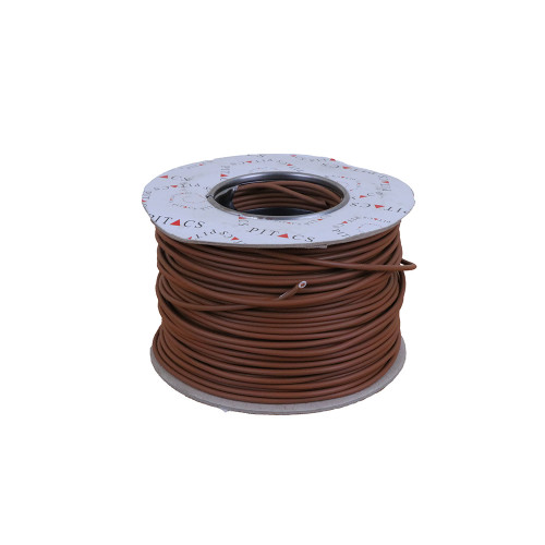 2.5mm 6491X Brown Single Cable (100m Reel)