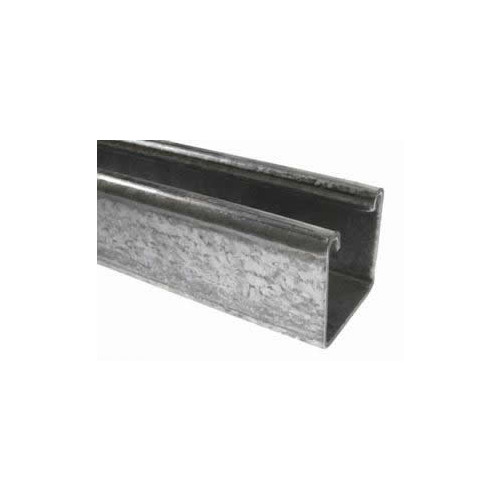 METSEC P1000X3 | Deep Plain Channel 41mm x 41mm (3m lgth)