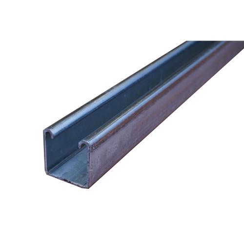 Deep Plain Channel 41mm x 41mm (3m lgth)