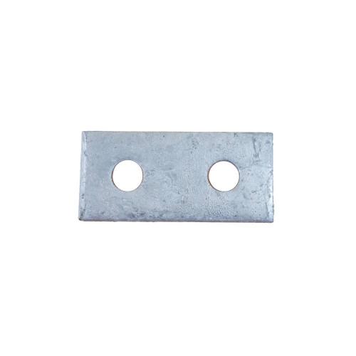 2 Hole Flat Plate Fitting