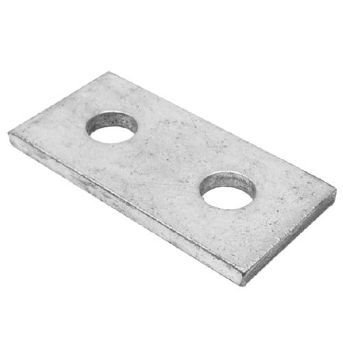 CMW Ltd  | 2 Hole Flat Plate Fitting