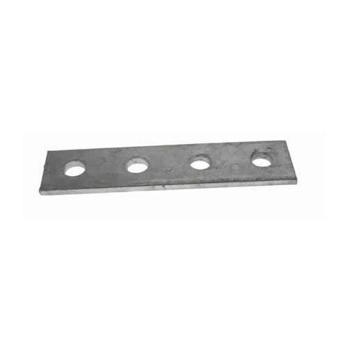 MP4  | 4 Hole Flat Plate Fitting