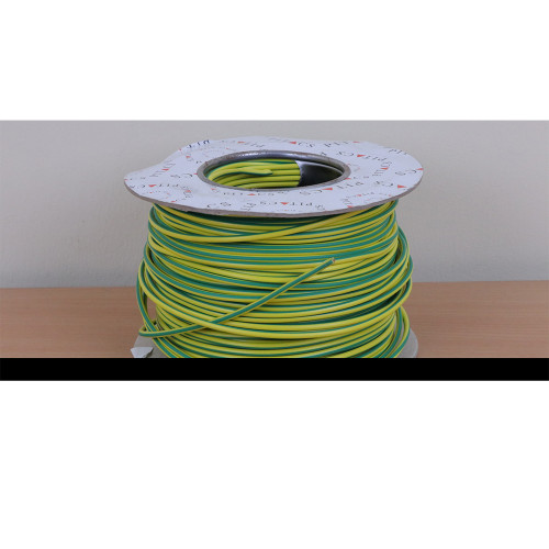 2.5mm Green / Yellow Cable (100m Reel)