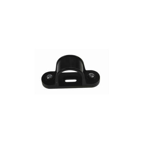 20mm Black Saddle Clips (Each)