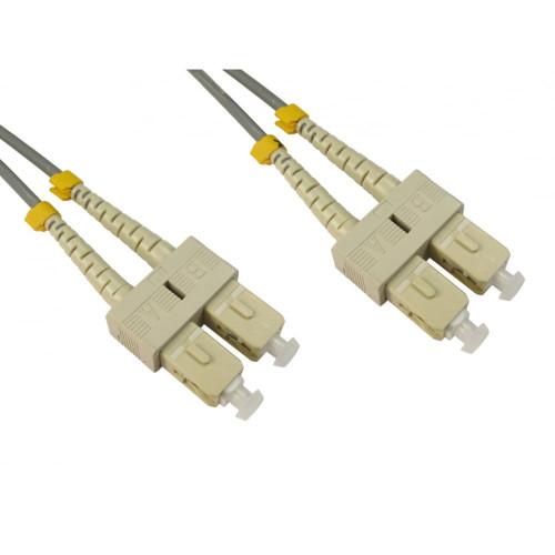 SC - SC Duplex Fibre Leads