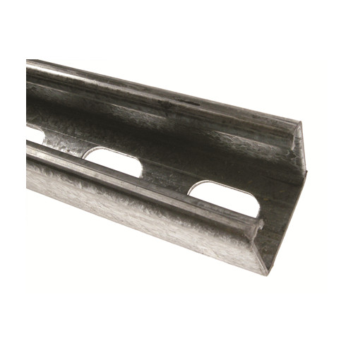 3921  | 1.5mm Guage Shallow Slotted Unistrut