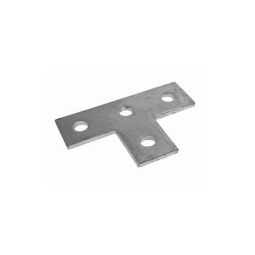 MP7  | 4 Hole Flat Tee Plate Fitting