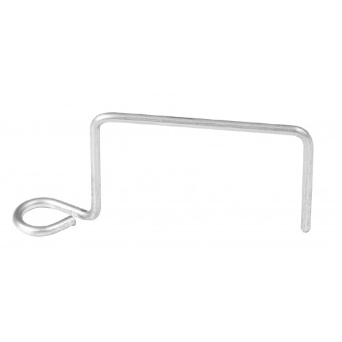 CMW Ltd, ` fire protection trunking clips | Retro Clip for 16mm x 16mm Trunking, in the event of a fire, surviving cables are held secure.