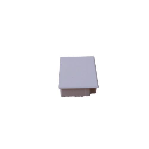Dietzel Univolt SE40/60 | Dietzel Univolt 60mm x 40mm PVC Mini Trunking End Cap
