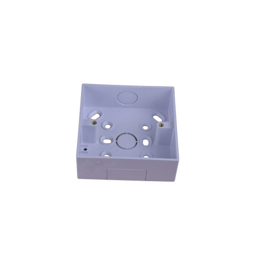CMW Ltd SFB1/32 | Univolt 32mm Single Gang Back Box LSF