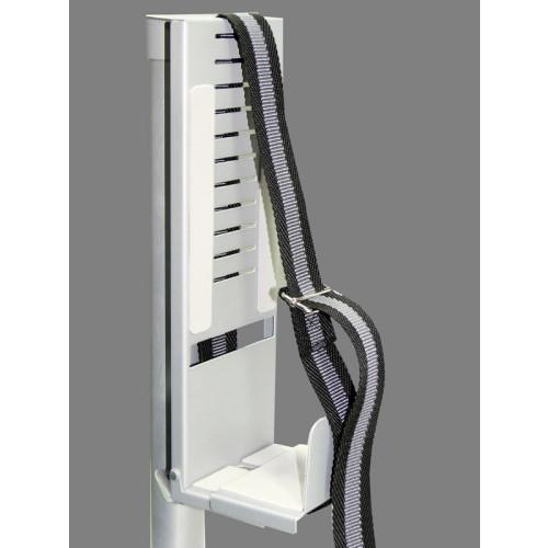 CMW Ltd    White Small PC Arm CPU Holder