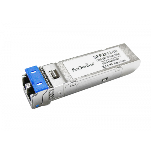 EnGenius SFP2213-10 | EnGenius SFP Module 1.25G Single-Mode Fiber 1310nm 10km