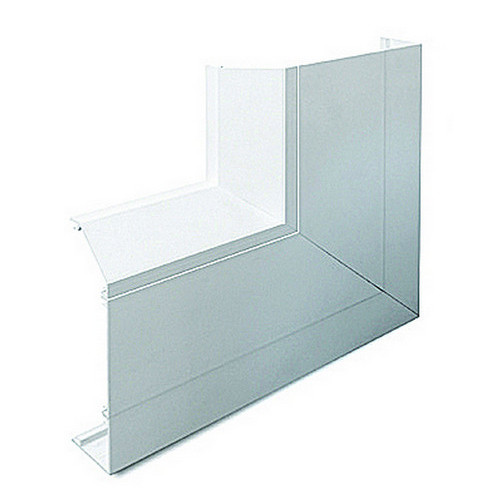 Univolt Starline 3 Compartment Skirting Flat Angle-Up (Each)