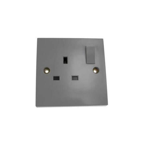 CMW Ltd    Single Gang Switched Socket