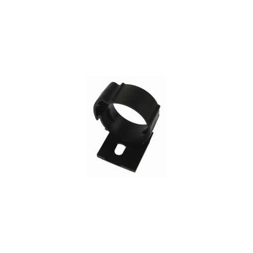 20-25mm Black Poly Wrap Tubing Clips (Each)