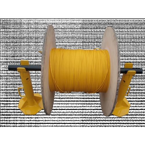 SEB International SJ8 & DS12 | 8 Tonne Cable Drum Jacks with 2100mm Spindle (Per Set)
