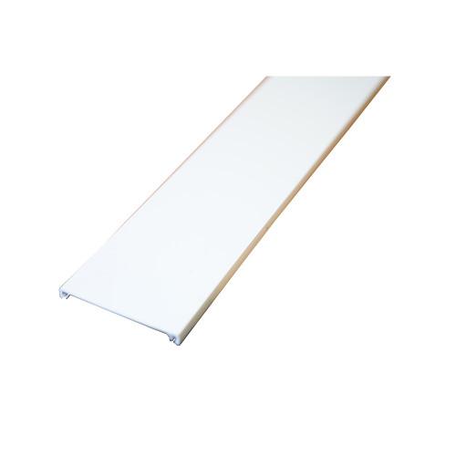 Dietzel Univolt PVC Starline 3 Compartment Dado Centre Lid 3m White