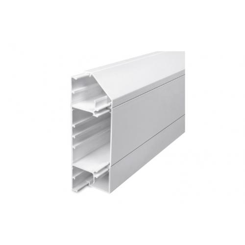 Univolt SLS50/170   Univolt Starline 3 Compartment Skirting Trunking (3m lgth)